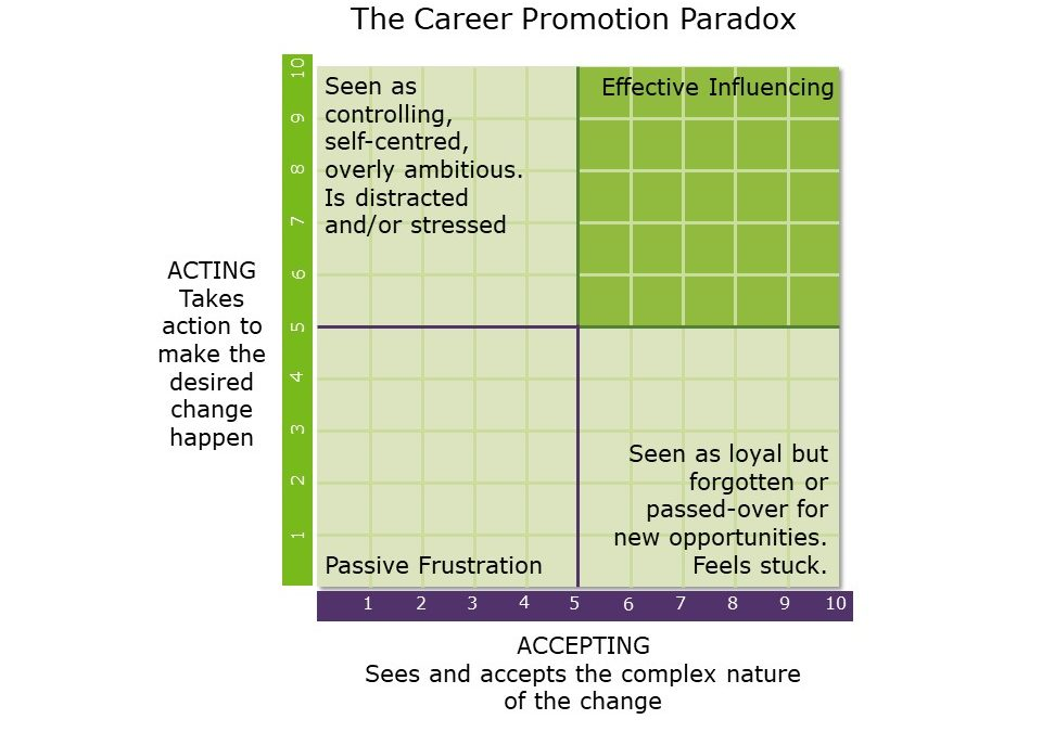 Navigating the Career Promotion Paradox